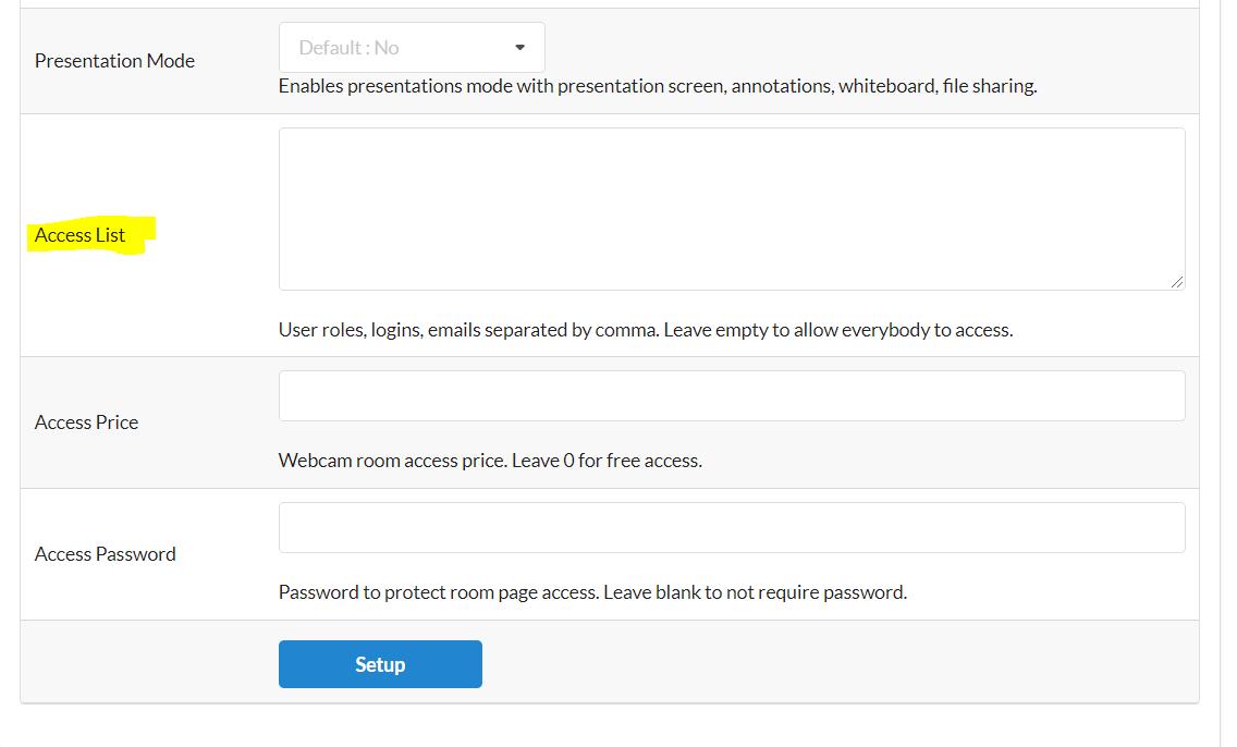 access-user